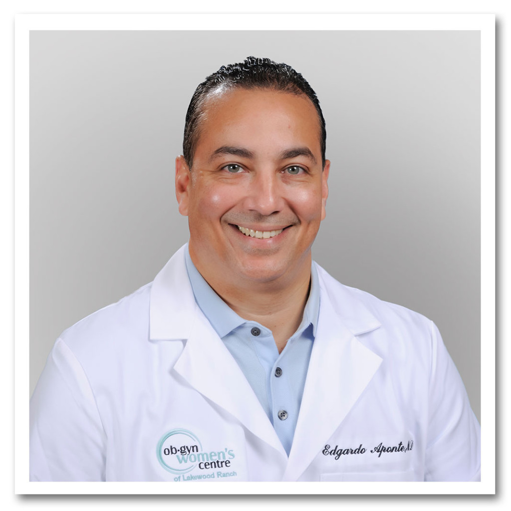 Edgardo Aponte, MD, FACOG