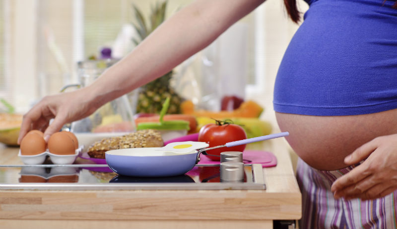 Healthy Foods to Eat While You're Pregnant