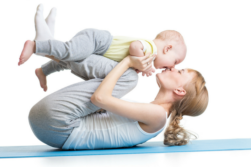 Postnatal Exercises to Enhance Your Body and Your Energy